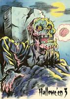 Hallowe'en 3 Sketch Card - Jason Crosby 1 by Pernastudios