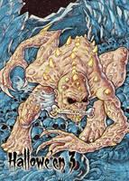 Ghoul - Base Card Art by Norvien Basio by Pernastudios