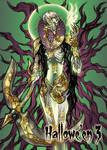 Reaper - Base Card Art by Mel Uran