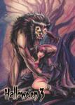 Werewolf - Base Card Art by Alcione Silva