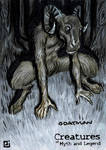 Goatman - Peejay Catacutan