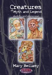 Mary Bellamy - Creatures of Myth Showcase by Pernastudios