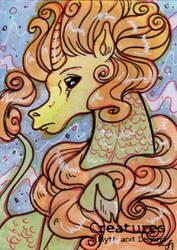 Kirin - Mary Bellamy by Pernastudios