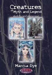 Marcia Dye - Creatures of Myth Showcase by Pernastudios