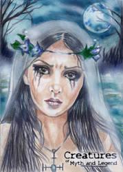 La Llorona - Marcia Dye by Pernastudios
