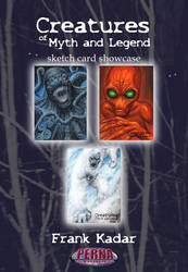 Frank A. Kadar - Creatures of Myth Showcase by Pernastudios