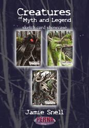 Jamie Snell - Creatures of Myth Showcase by Pernastudios