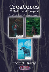 Ingrid Hardy - Creatures of Myth Showcase by Pernastudios