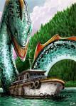 Loch Ness Monster - Chris Meeks