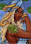 Mama D'Leau - Lynne Anderson