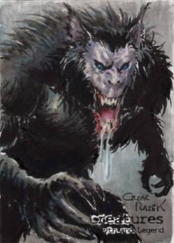 Beast of Bray Road - Cezar Razek