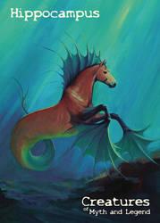 Hippocampus - Ingrid Hardy by Pernastudios