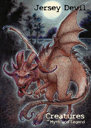 Jersey Devil - Eric Muller by Pernastudios