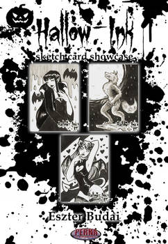 Eszter Budai - Hallow-Ink Showcase