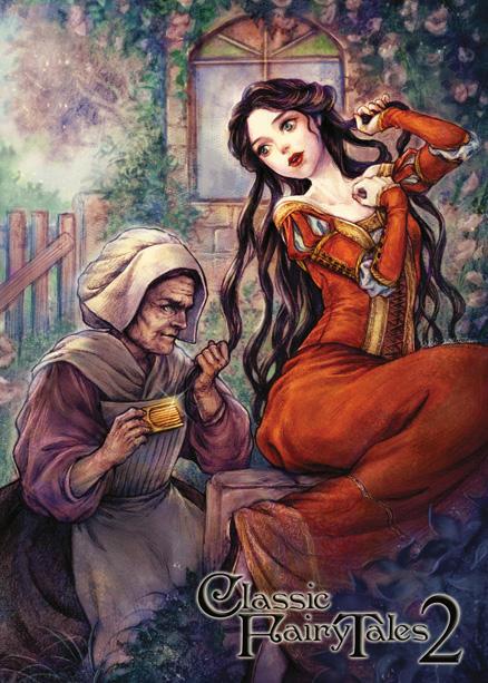 Snow White P2 Promo - Juri H. Chinchilla