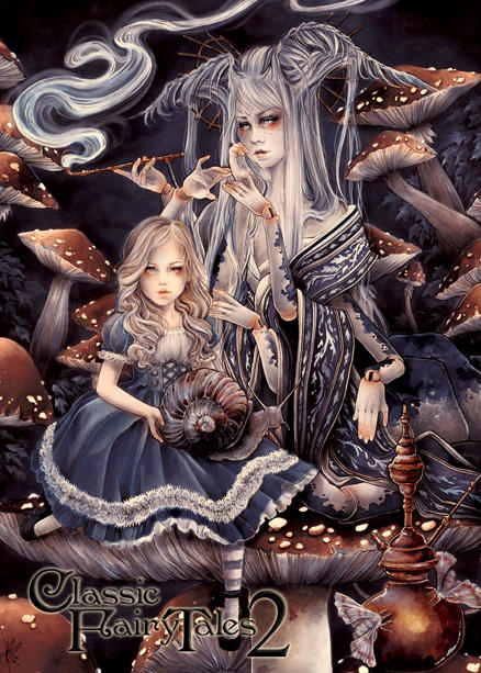 Alice in Wonderland P3 Promo - Yuriko Shirou