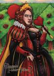 Queen of Hearts - Lynne Anderson by Pernastudios