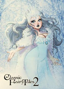 Snow Queen - Danielle Gransaull