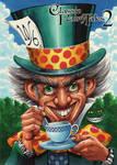 Mad Hatter - Chris Meeks by Pernastudios