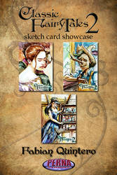 Fabian Quintero - Classic Fairy Tales 2 Showcase