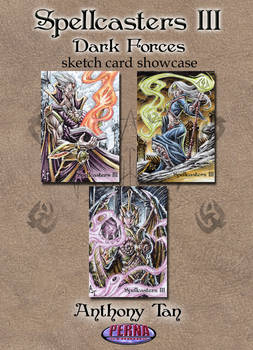 Anthony Tan Showcase - Spellcasters 3