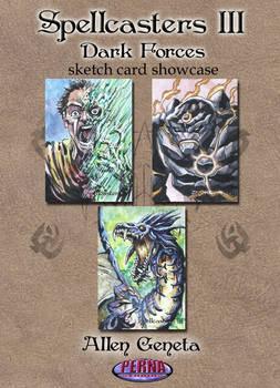 Allen Geneta Showcase - Spellcasters 3