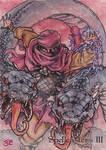 Spellcasters 3 Sketch Card - Nestor Celario Jr 3