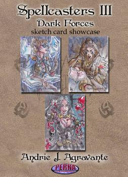 Andrie J. Agravante Showcase - Spellcasters 3