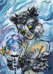 Spellcasters 3 Sketch Card - Liz Chesterman 2