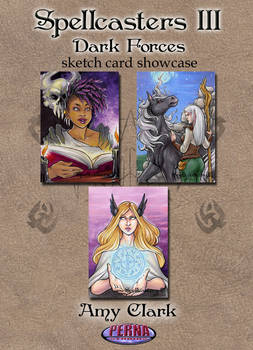 Amy Clark Showcase - Spellcasters 3