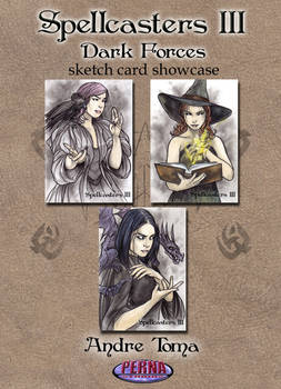 Andre Toma Showcase - Spellcasters 3
