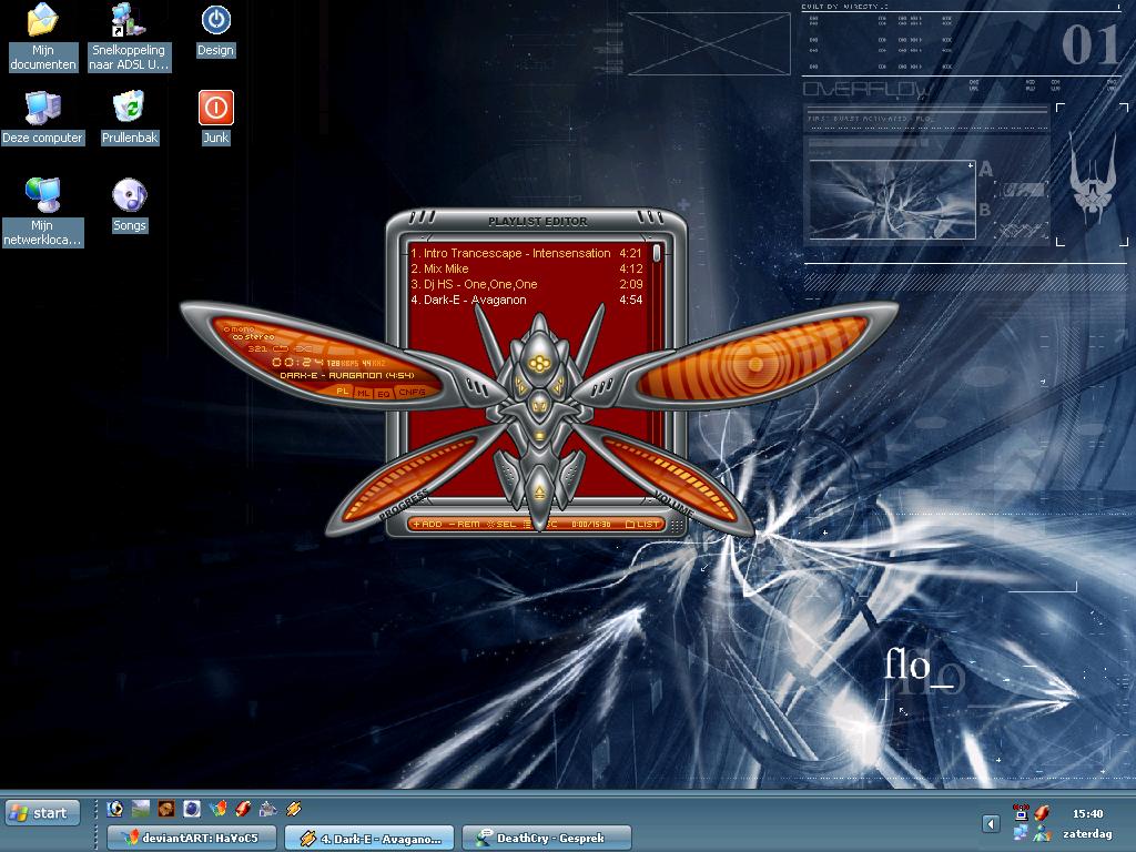 Desktop by HaVoC5