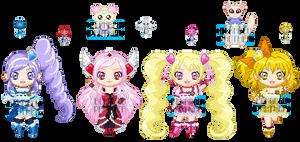 ChibiP: Fresh Pretty Cure
