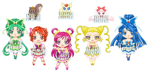 ChibiP: Yes! Pretty Cure 5