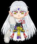 ChibiP: Sesshomaru by blknblupanther