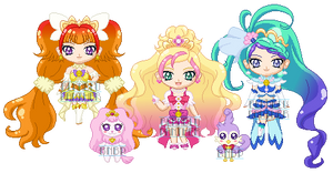 ChibiP: Go! Princess Precure