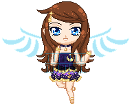 ChibiP: Yuelia by blknblupanther