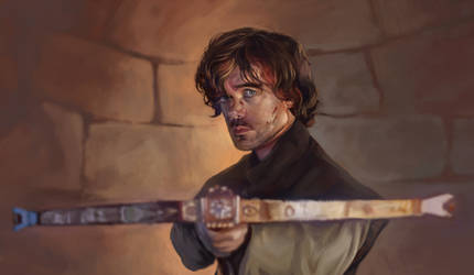 Tyrion Lannister from Game of Thrones by DziKawa