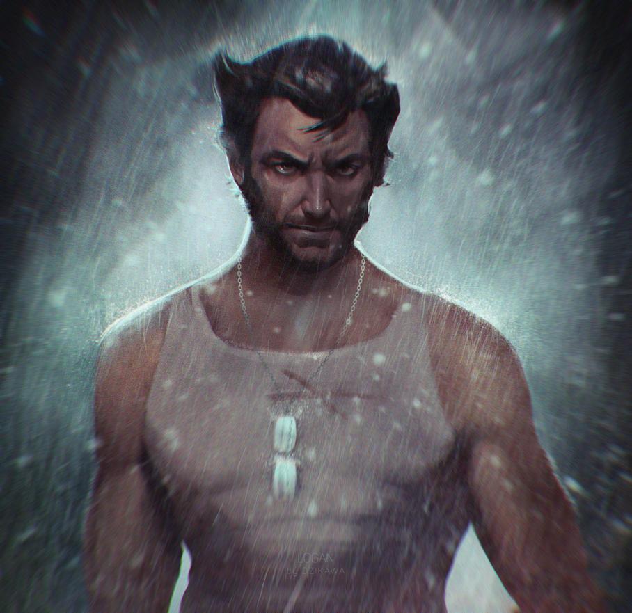 Wolverine from Logan by DziKawa