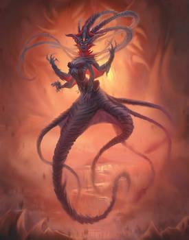 Azshara from World of Warcraft