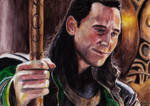 Loki - Of Asgard