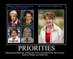 Priorites Demotivator