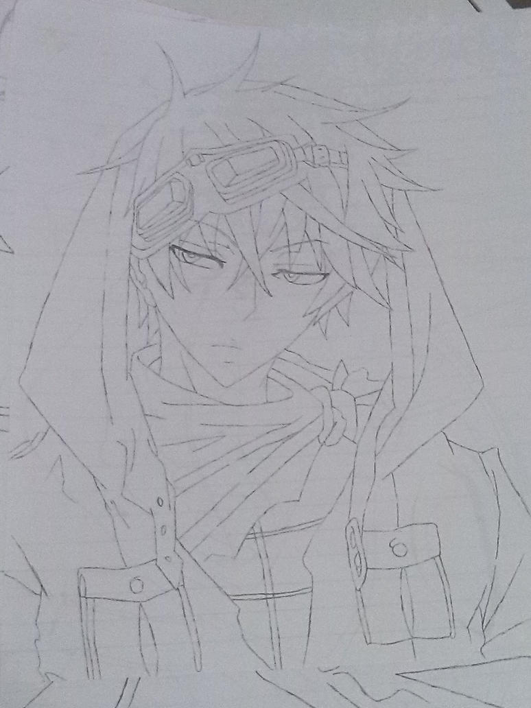 Gareki from Karneval by AnimeManga4Evermore