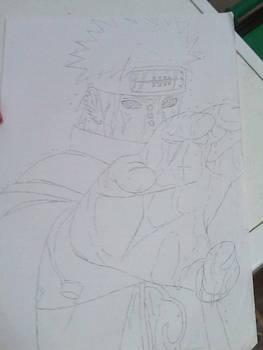 Pain from Naruto Shippuden