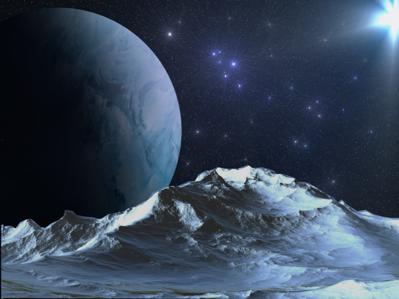 planets 1920x1080 mountain lake - photo #29