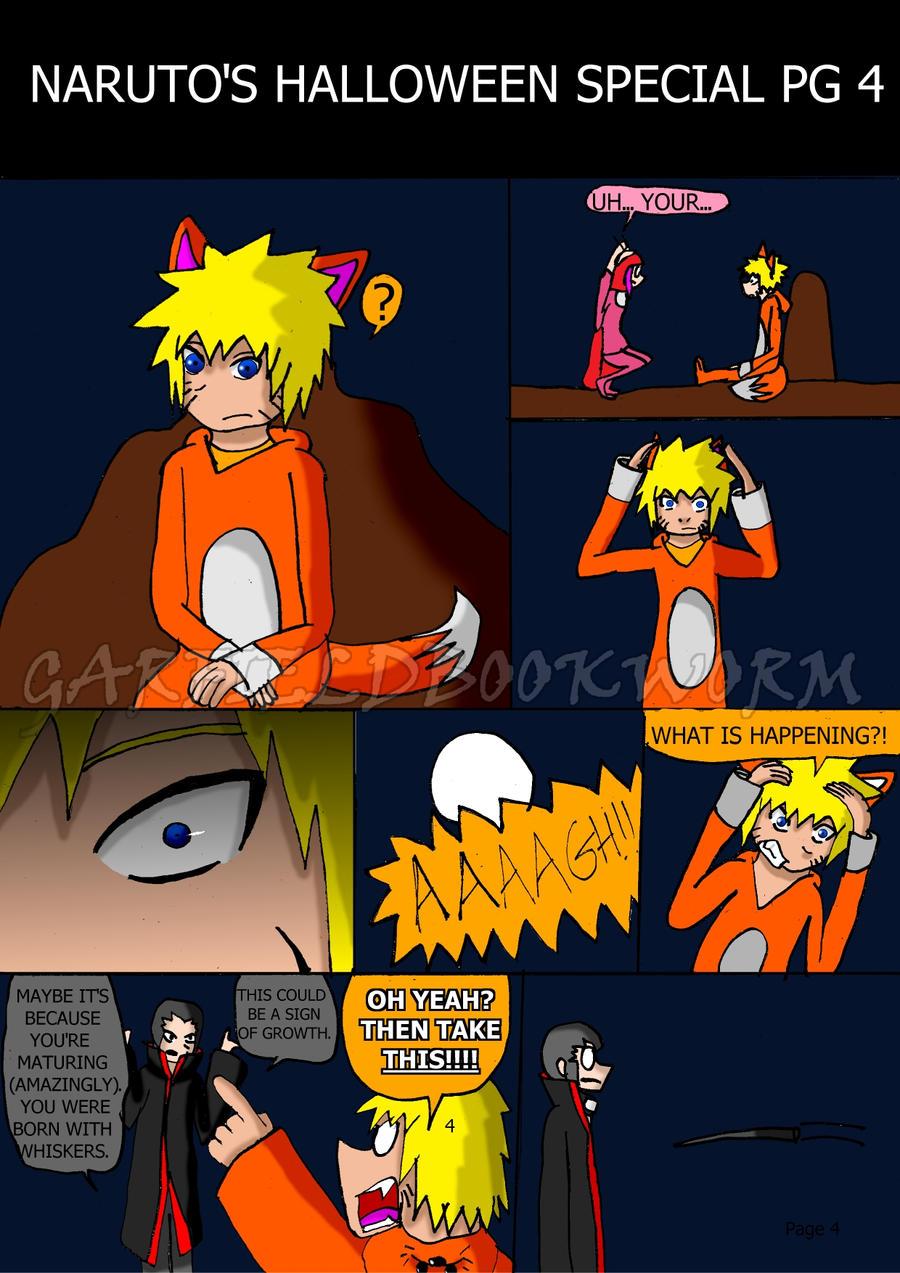 Naruto Halloween Naruto s Halloween Special pg