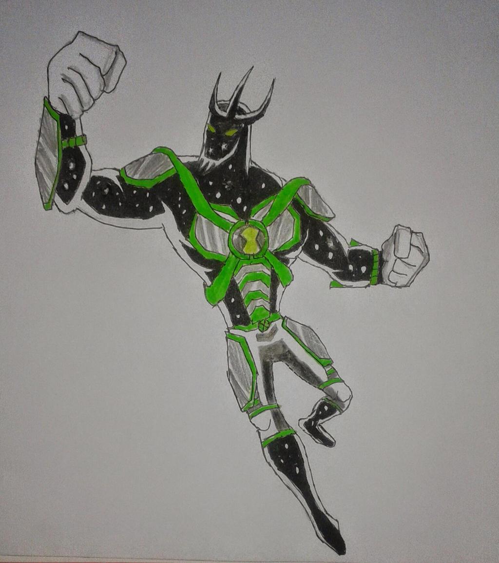 The gallery for ben 10 omniverse aliens wallpaper - Ben ten alien x ...