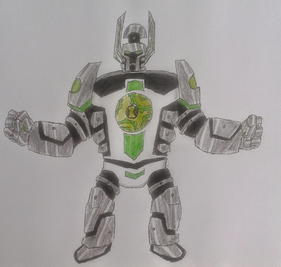 Clockwork Ben 10000 By Kamran10000 On DeviantArt