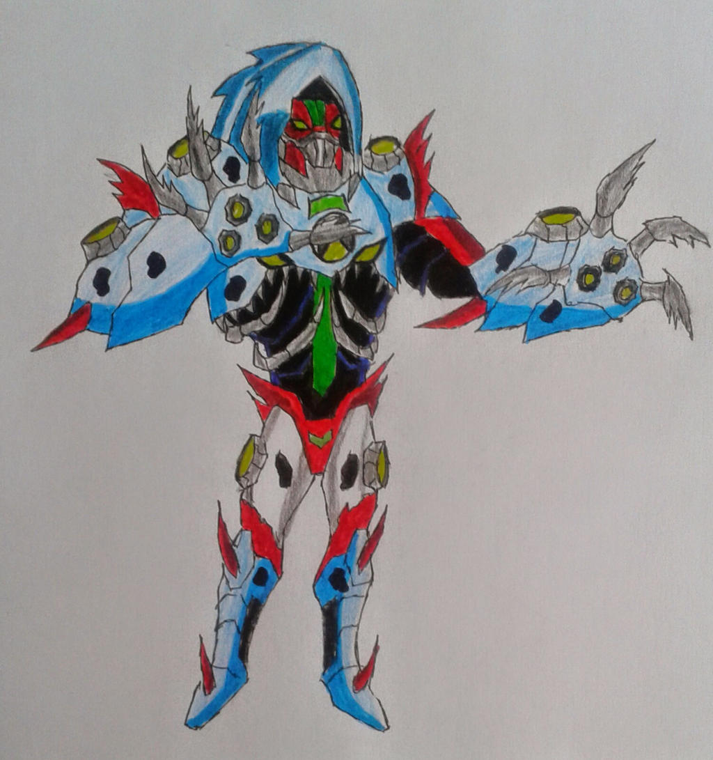 Ben 10000 Ultimate Alien: Water Hazard Final Ben 10000 By Kamran10000 On DeviantArt