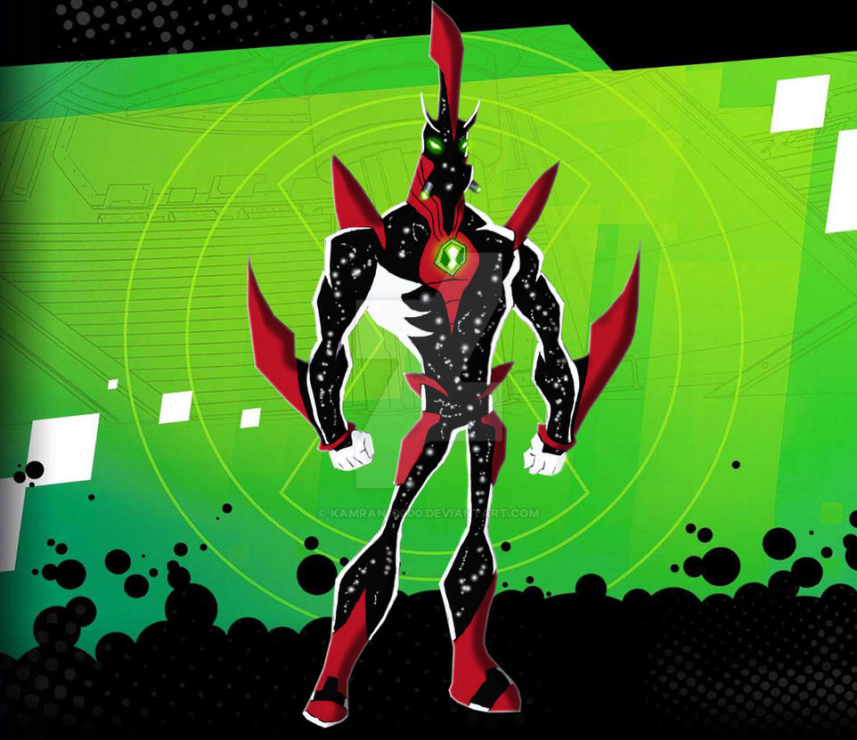 Ben 10000 Ultimate Alien: Big-X Biomnitrix Fusion By Kamran10000 On DeviantArt